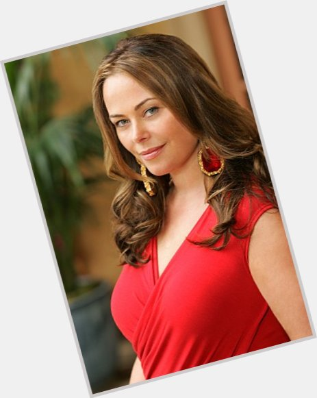 Polly Walker birthday 2015