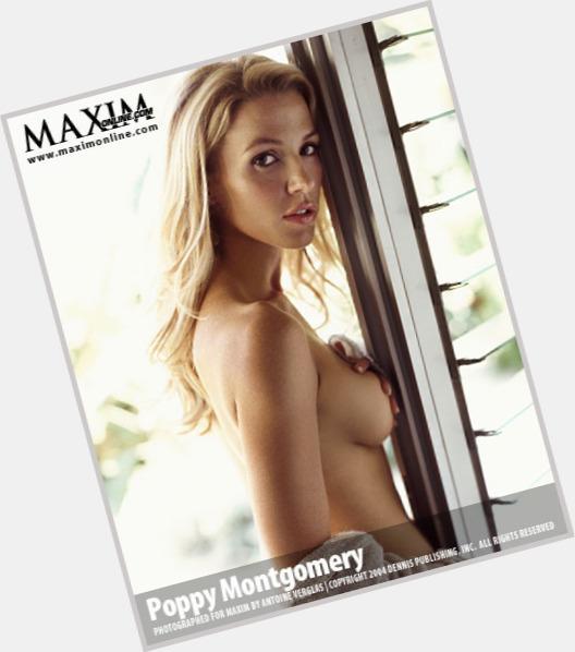 Poppy Montgomery Maxim