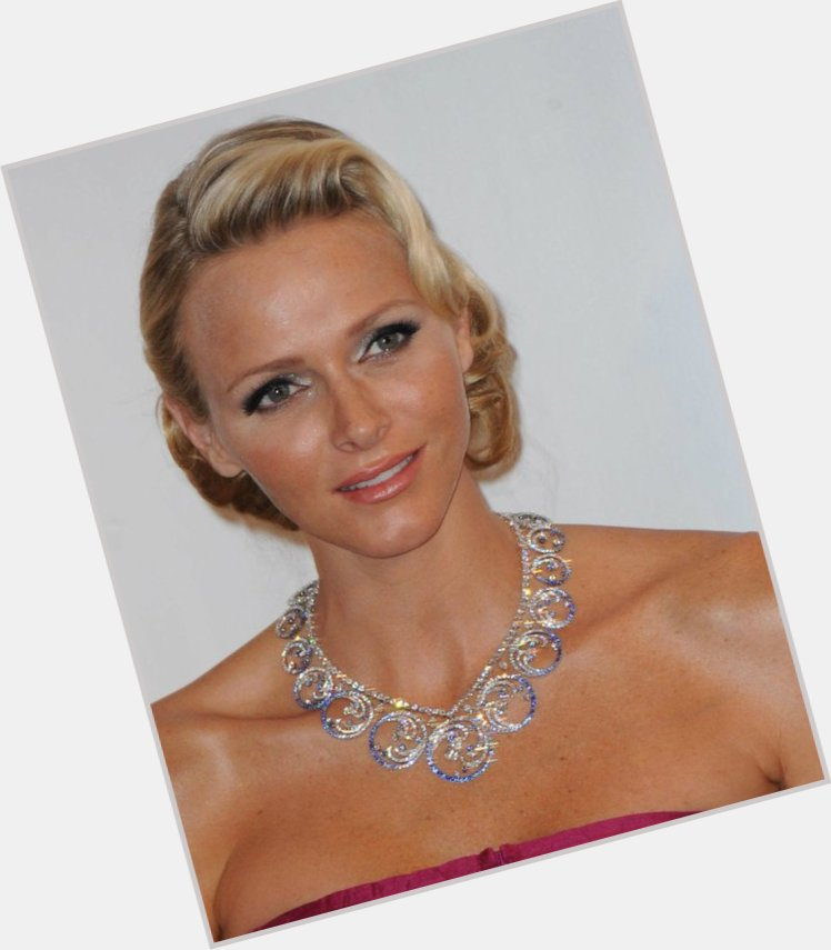 Princess Charlene Of Monaco birthday 2015