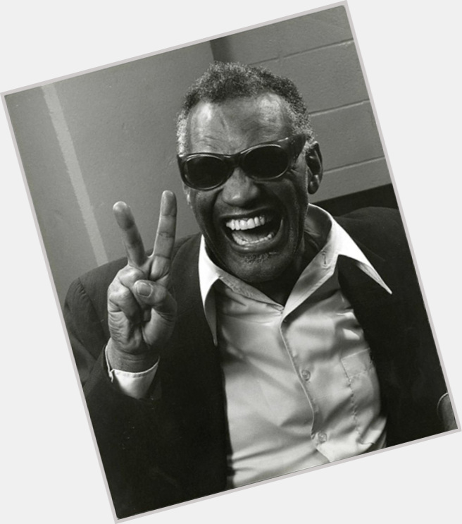 ray charles without glasses 2