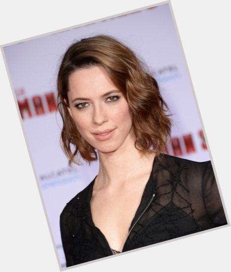 Rebecca Hall birthday 2015
