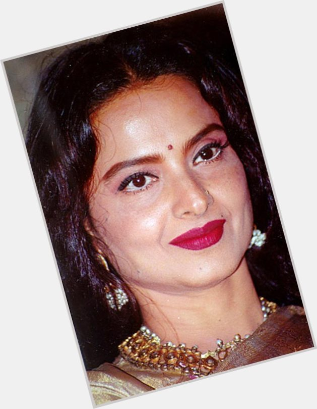 Rekha birthday 2015
