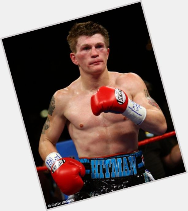 Ricky Hatton birthday 2015