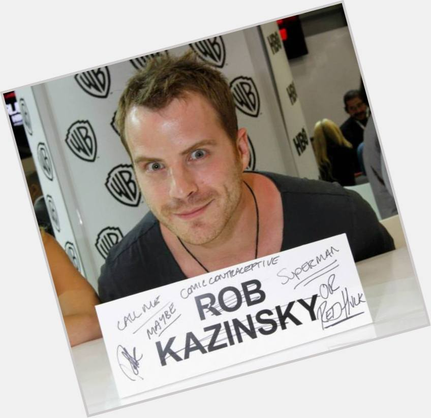 Robert Kazinsky birthday 2015