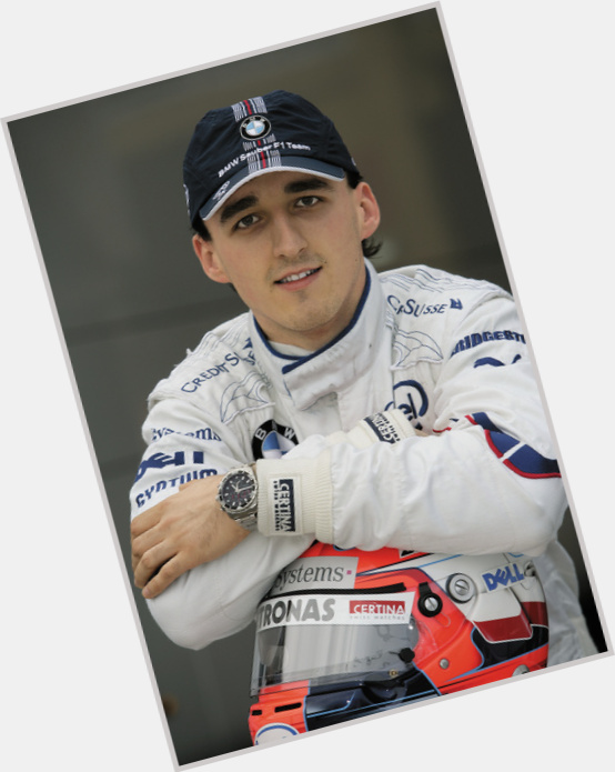 Robert Kubica birthday 2015