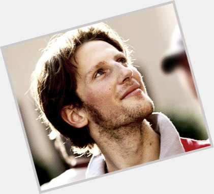 Romain Grosjean birthday 2015