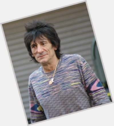 Ron Wood birthday 2015