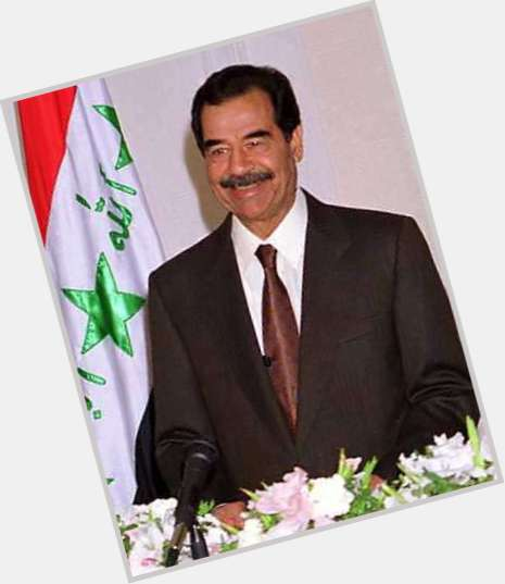 Saddam Hussein birthday 2015