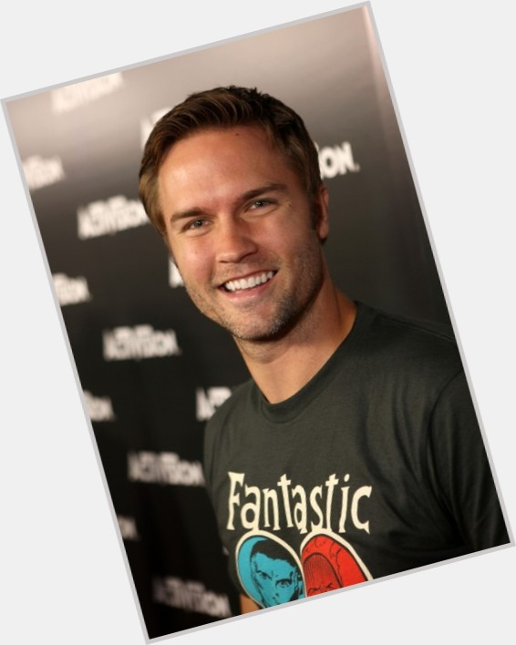 Scott Porter birthday 2015