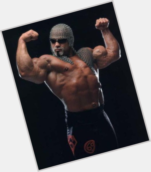 Scott Steiner birthday 2015