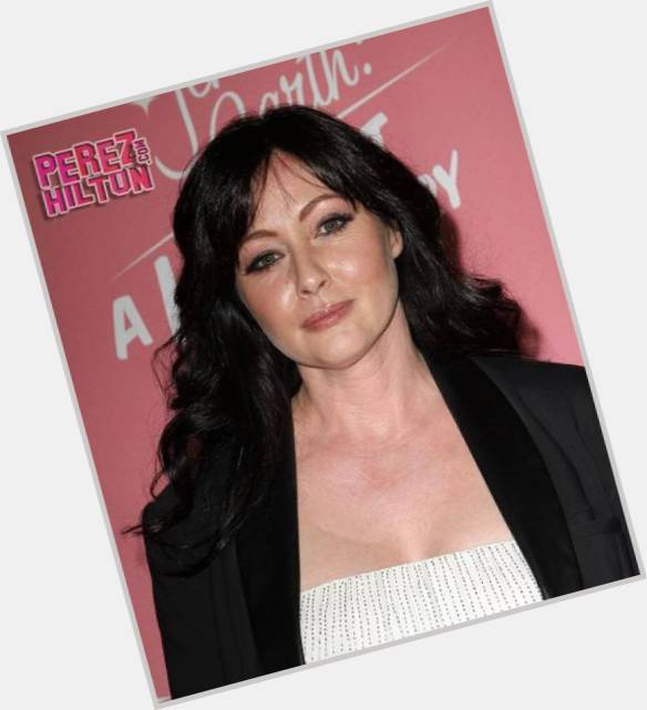 Shannen Doherty birthday 2015