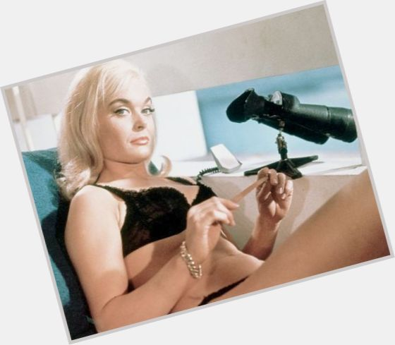 shirley eaton feet 2