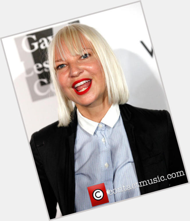 Sia Furler birthday 2015