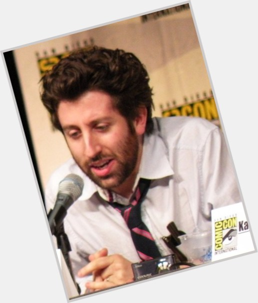 Simon Helberg birthday 2015