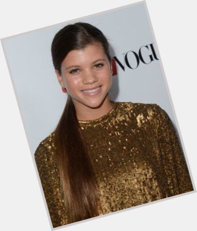 Sofia Richie birthday 2015