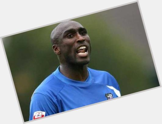 Sol Campbell birthday 2015