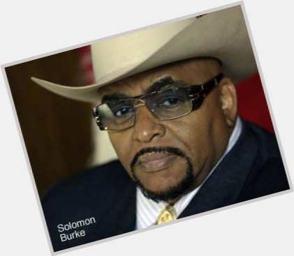 Solomon Burke birthday 2015