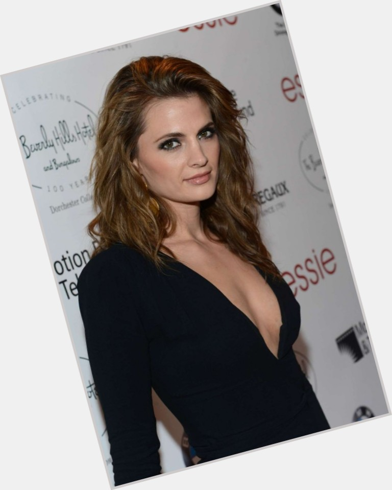 Stana Katic birthday 2015