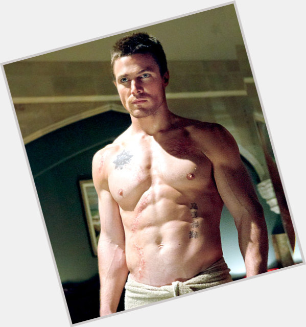 stephen amell workout 3