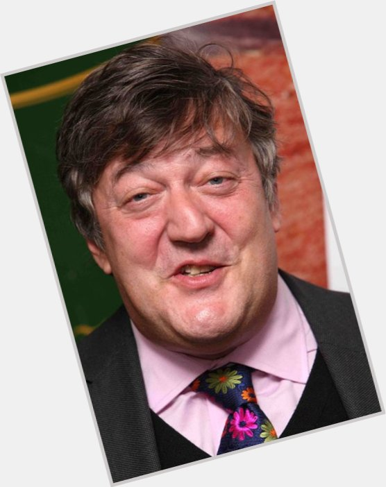 Stephen Fry birthday 2015