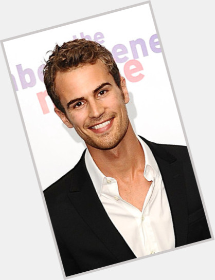 Theo James birthday 2015