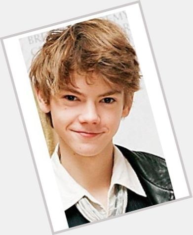 Thomas Brodie Sangster The Maze Runner 1