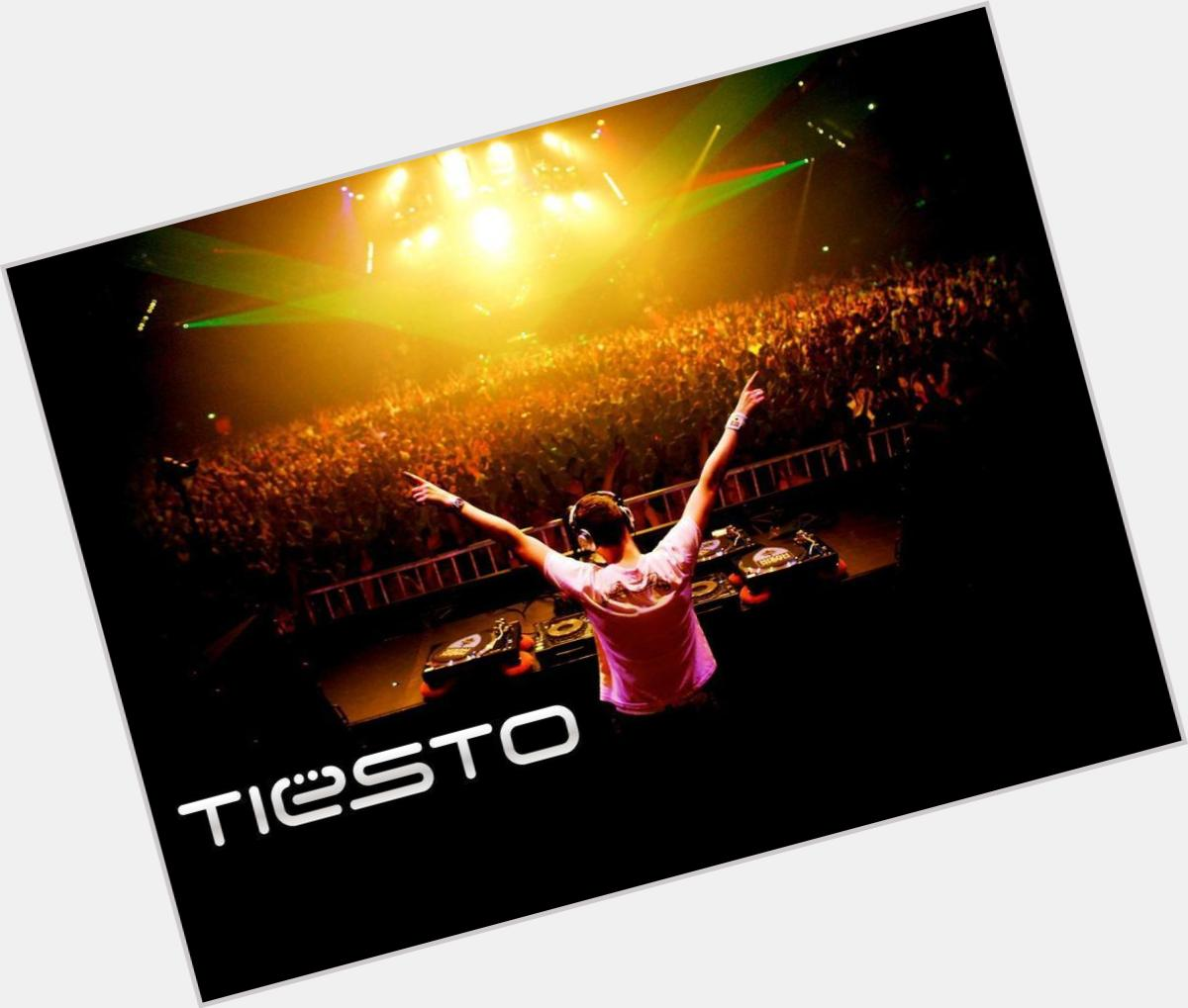 Tiesto birthday 2015