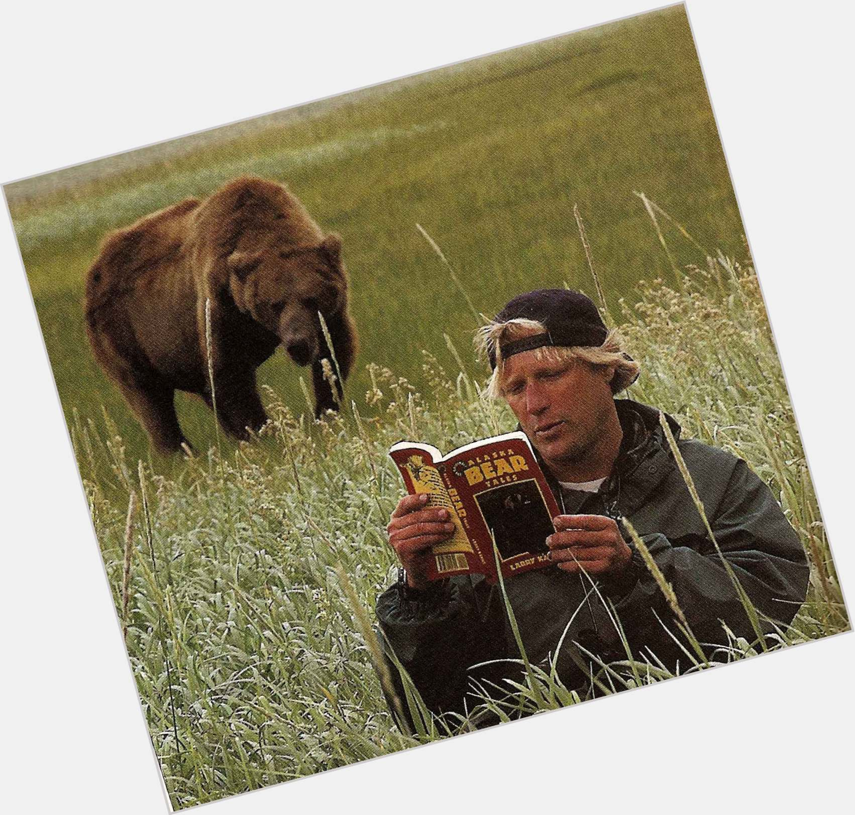 timothy treadwell Audio of attack of timothy treadwell and friend amie huguenard on 6 oct 2003 warning extremely graphic and disturbing audio.