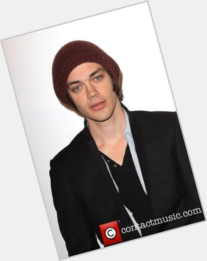 Tom Payne birthday 2015