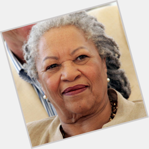 What is the source for Toni Morrison's quote,