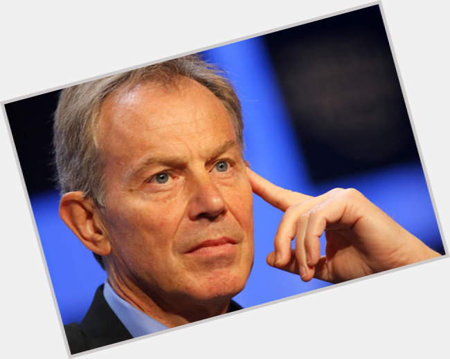 Tony Blair birthday 2015