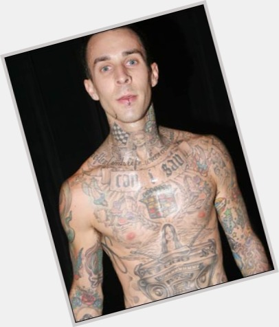 Travis Barker birthday 2015