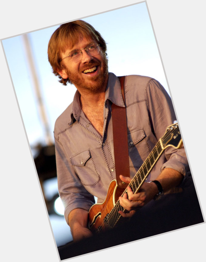 Trey Anastasio birthday 2015