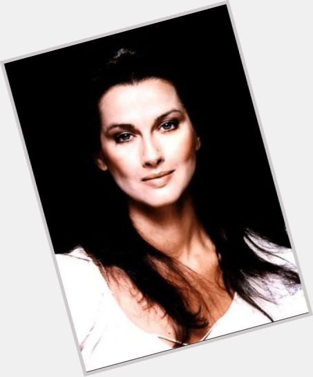 Veronica Hamel birthday 2015