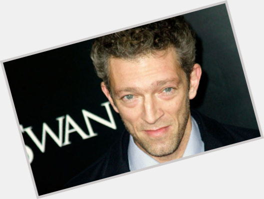 Vincent Cassel birthday 2015