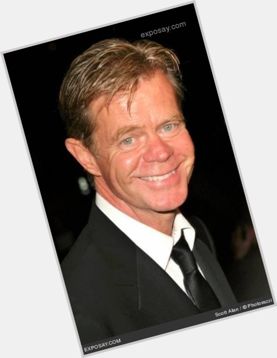 william h macy young 1