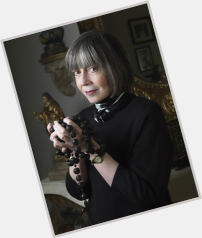 Anne Rice birthday 2015