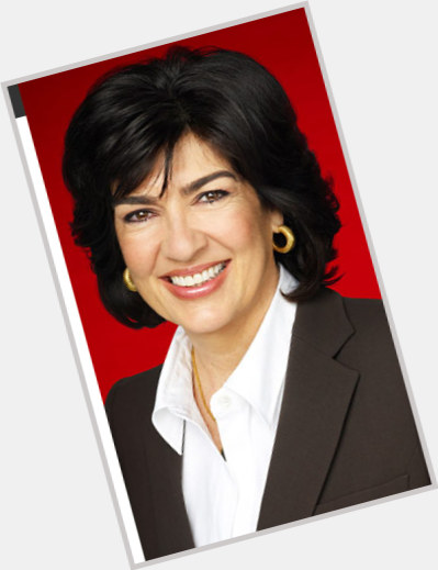 Christiane Amanpour birthday 2015