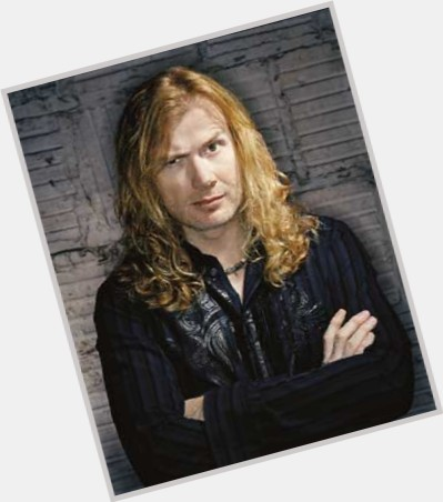 young dave mustaine 0
