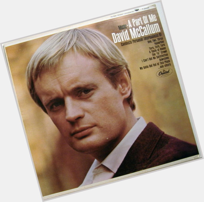 David Mccallum birthday 2015