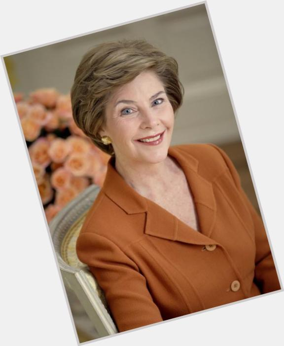 Laura Bush birthday 2015