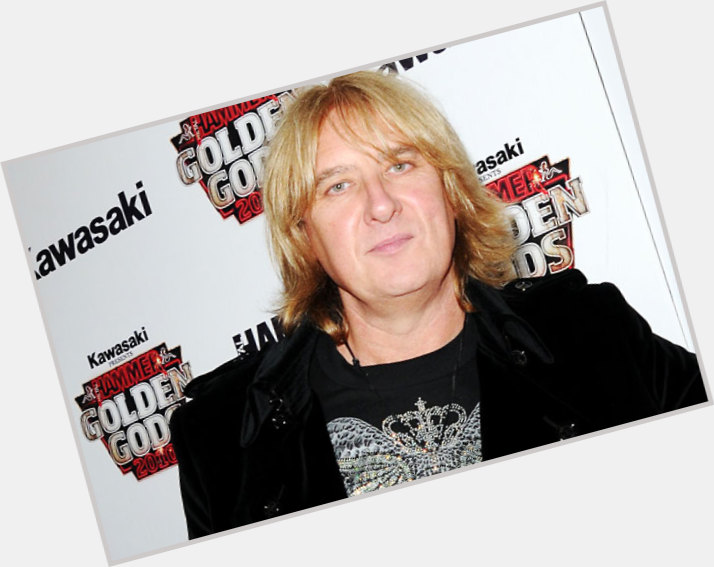 Joe Elliott birthday 2015