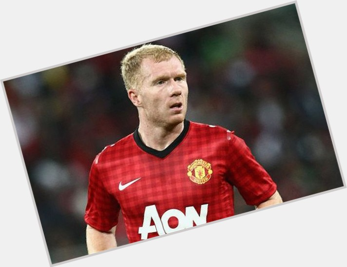 Paul Scholes birthday 2015