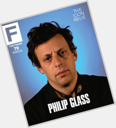 young philip glass 1
