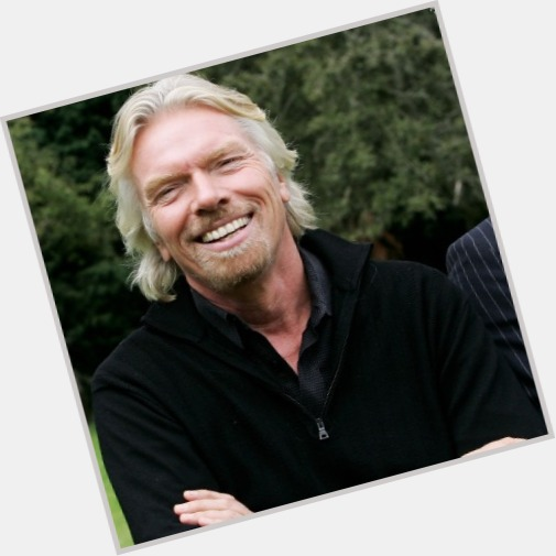 young richard branson 0