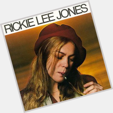 young rickie lee jones 1